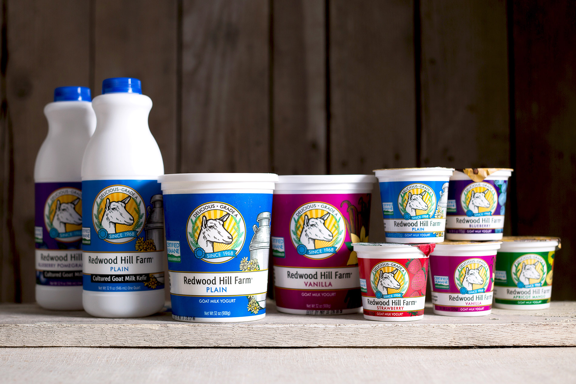 Where to Buy - Redwood Hill Farm Goat Yogurt and Kefir